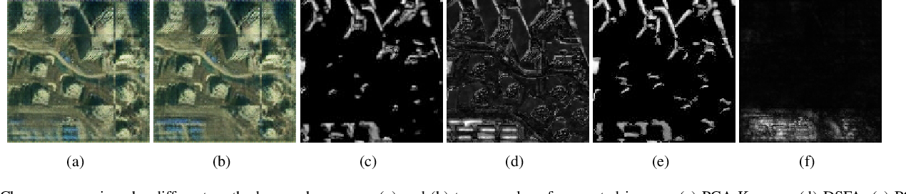 Figure 4 for Unsupervised Change Detection in Satellite Images with Generative Adversarial Network