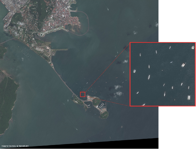 Figure 1 for You Only Look Twice: Rapid Multi-Scale Object Detection In Satellite Imagery