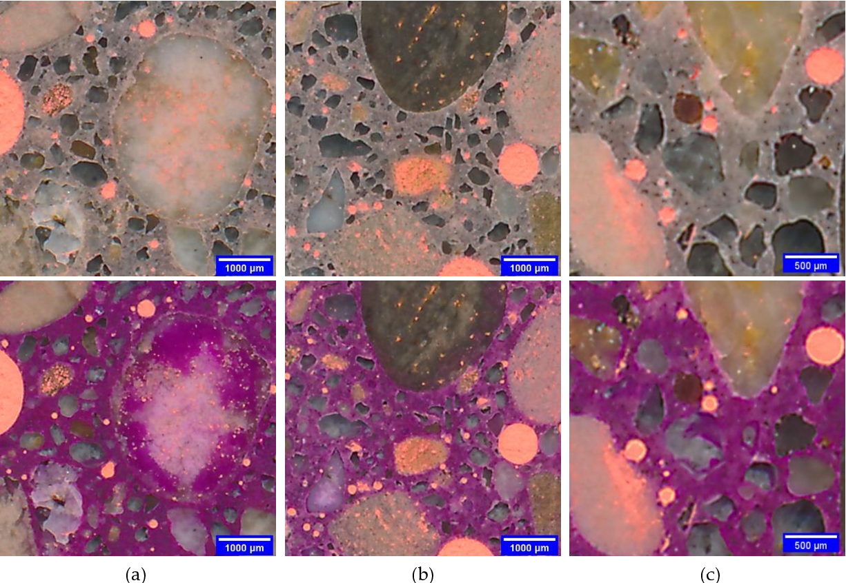 Figure 1 for Deep Learning-Based Automated Image Segmentation for Concrete Petrographic Analysis
