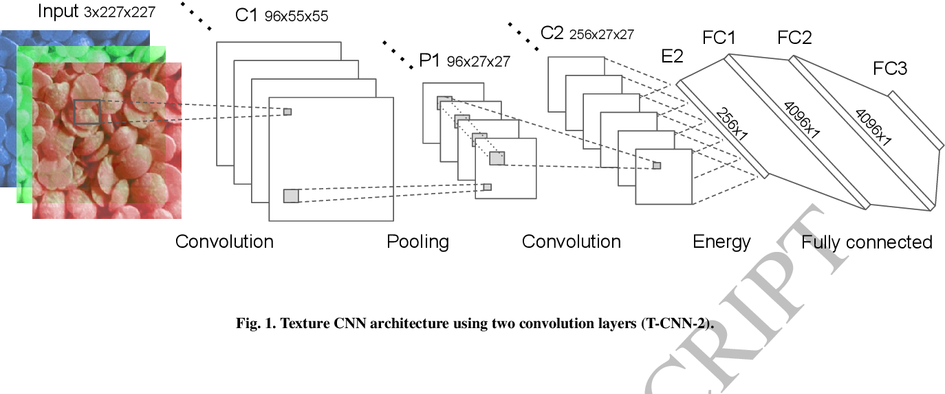 Figure 1 for Using Filter Banks in Convolutional Neural Networks for Texture Classification
