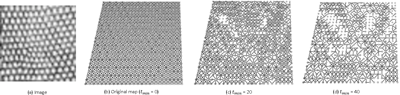 Figure 1 for Texture analysis using deterministic partially self-avoiding walk with thresholds