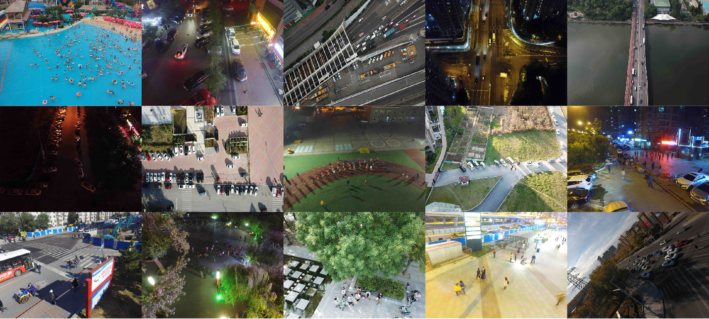 Figure 2 for Vision Meets Drones: A Challenge