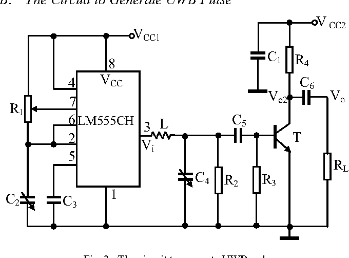 design of an ultra-wideband pulse generator based on avalanche transistor
