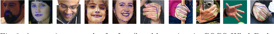 Figure 3 for Whole-Body Human Pose Estimation in the Wild