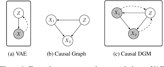 Figure 1 for Causally Constrained Data Synthesis for Private Data Release