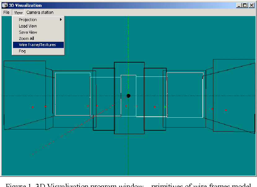 Advanced 3 D Visualization of an Architectural Object in the Opengl ...