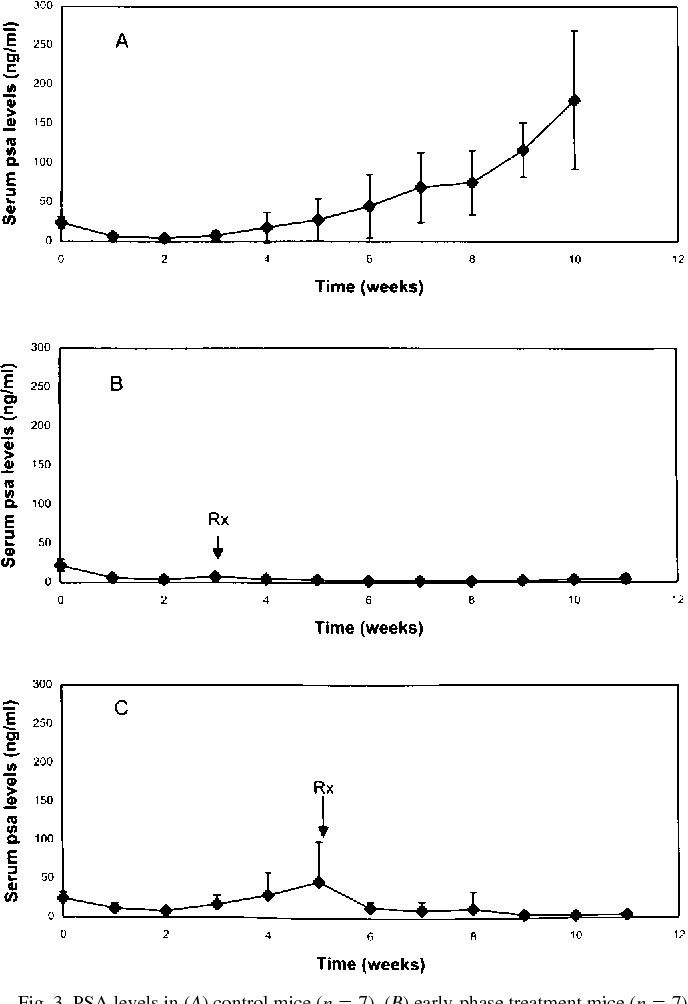 Figure 4 from The suppression of human prostate tumor growth in mice