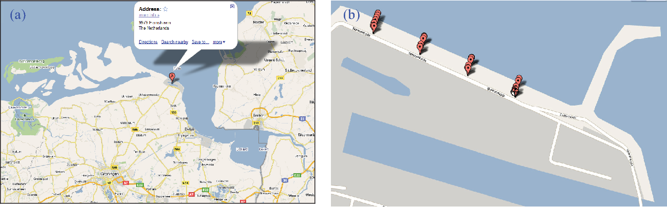 Figure 1 from uva dare digital academic repository virtual dike a location of the livedike eemshaven in google maps gumiabroncs Images