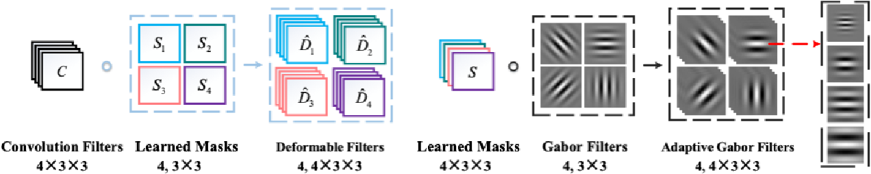 Figure 3 for Deformable Gabor Feature Networks for Biomedical Image Classification
