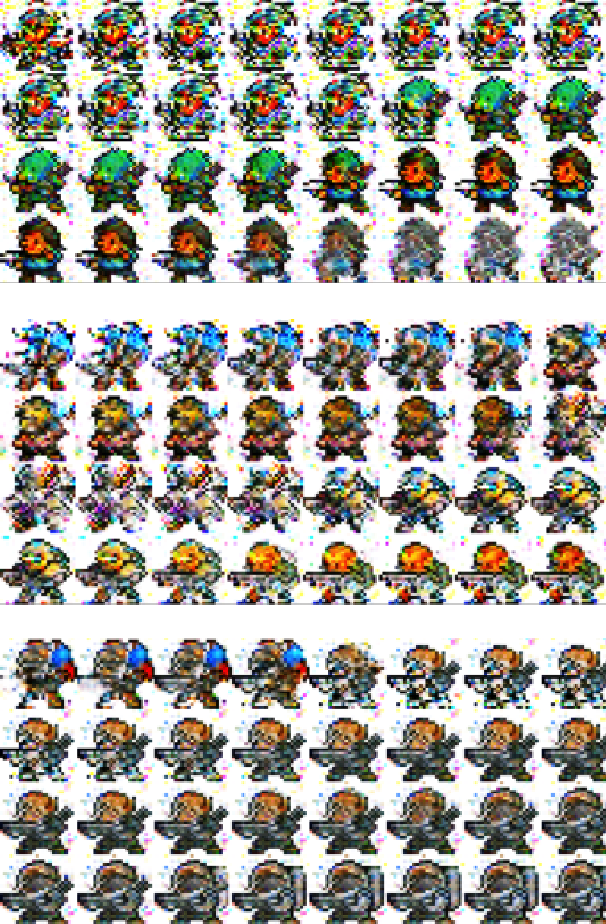 Figure 7 from Building an automatic sprite generator with deep