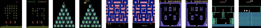 Figure 2 for The Atari Grand Challenge Dataset