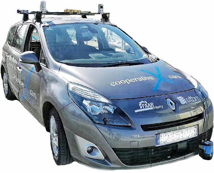 Figure 2 for EU Long-term Dataset with Multiple Sensors for Autonomous Driving