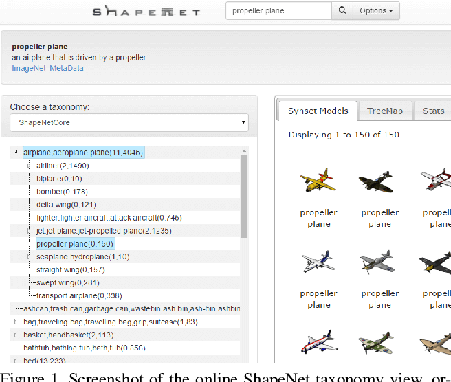 Figure 2 for ShapeNet: An Information-Rich 3D Model Repository