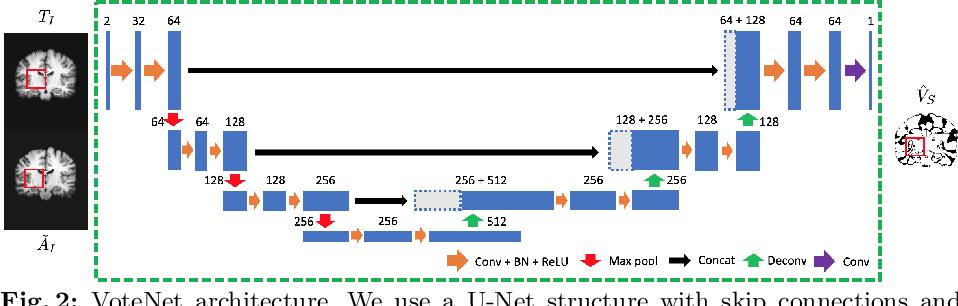 Figure 3 for VoteNet: A Deep Learning Label Fusion Method for Multi-Atlas Segmentation