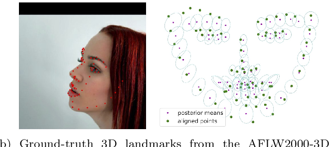 Figure 1 for Unsupervised Performance Analysis of 3D Face Alignment