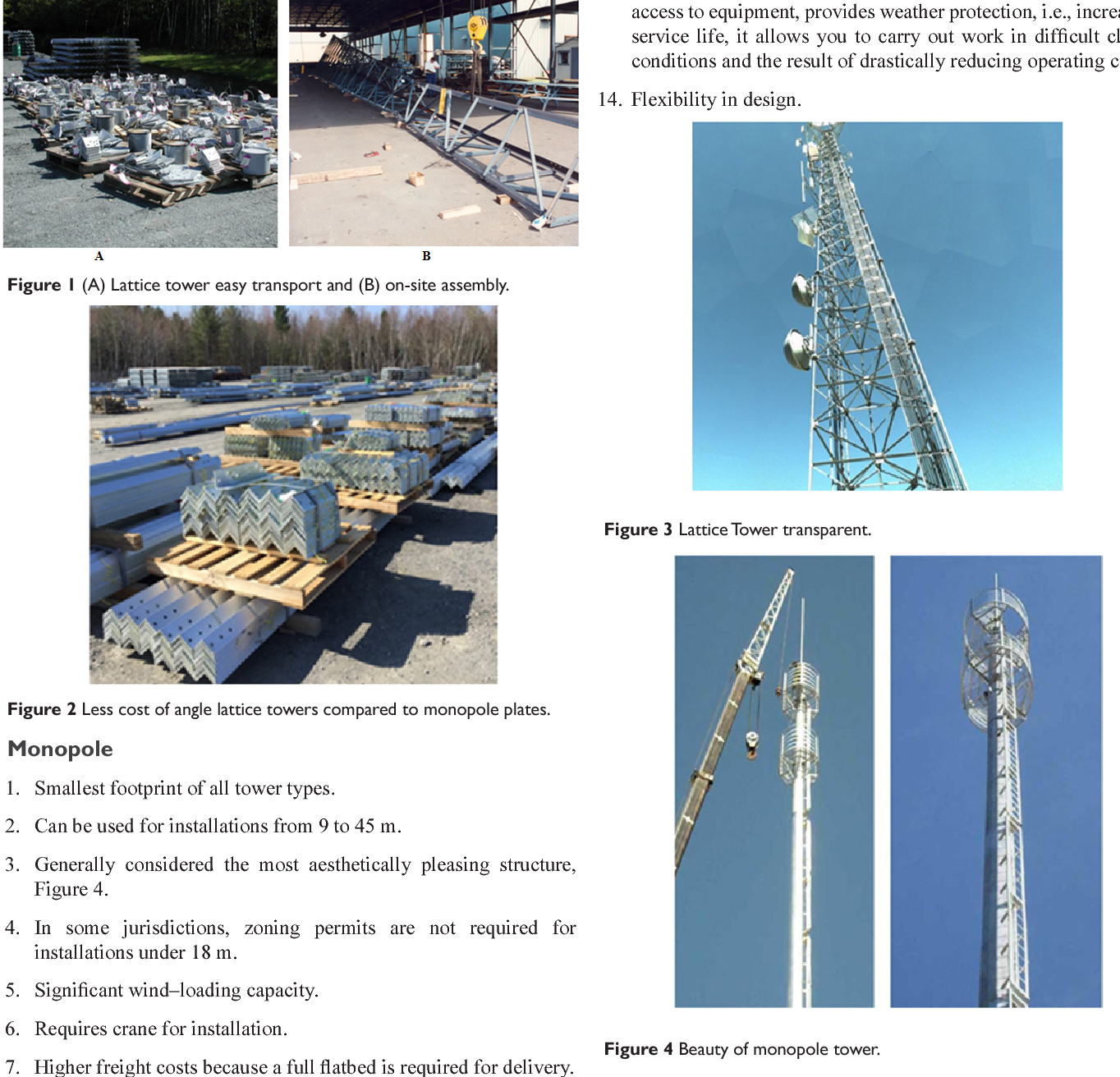Figure 4 from Detailed comparison study among 3 cell tower