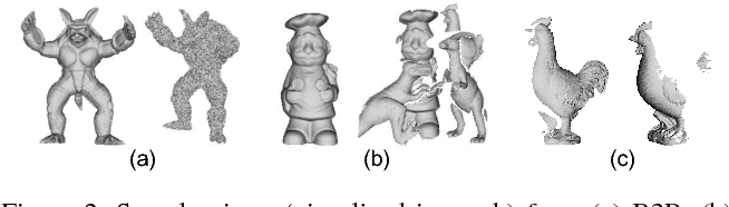 Figure 3 for Performance Evaluation of 3D Correspondence Grouping Algorithms