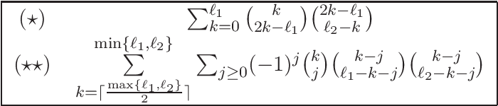 Figure 3 for On the Number of Many-to-Many Alignments of Multiple Sequences