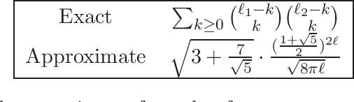 Figure 4 for On the Number of Many-to-Many Alignments of Multiple Sequences