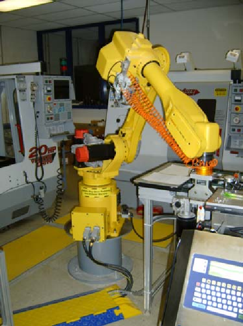Figure 1 from Repeatability and Accuracy of an Industrial Robot