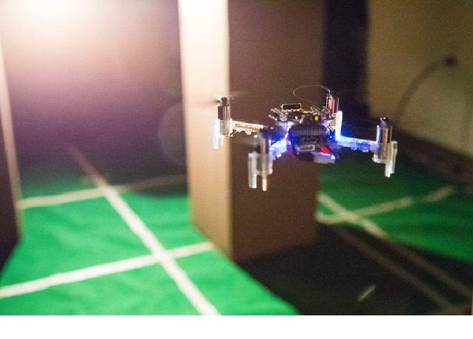 Figure 1 for Learning to Seek: Autonomous Source Seeking with Deep Reinforcement Learning Onboard a Nano Drone Microcontroller