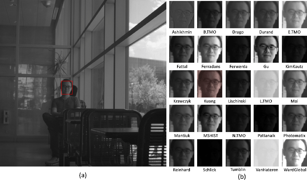 Figure 3 for WDR FACE: The First Database for Studying Face Detection in Wide Dynamic Range