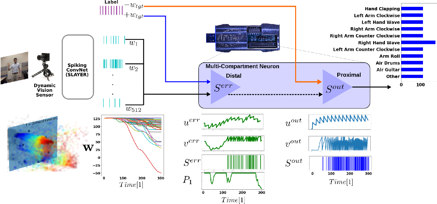 Figure 1 for On-chip Few-shot Learning with Surrogate Gradient Descent on a Neuromorphic Processor