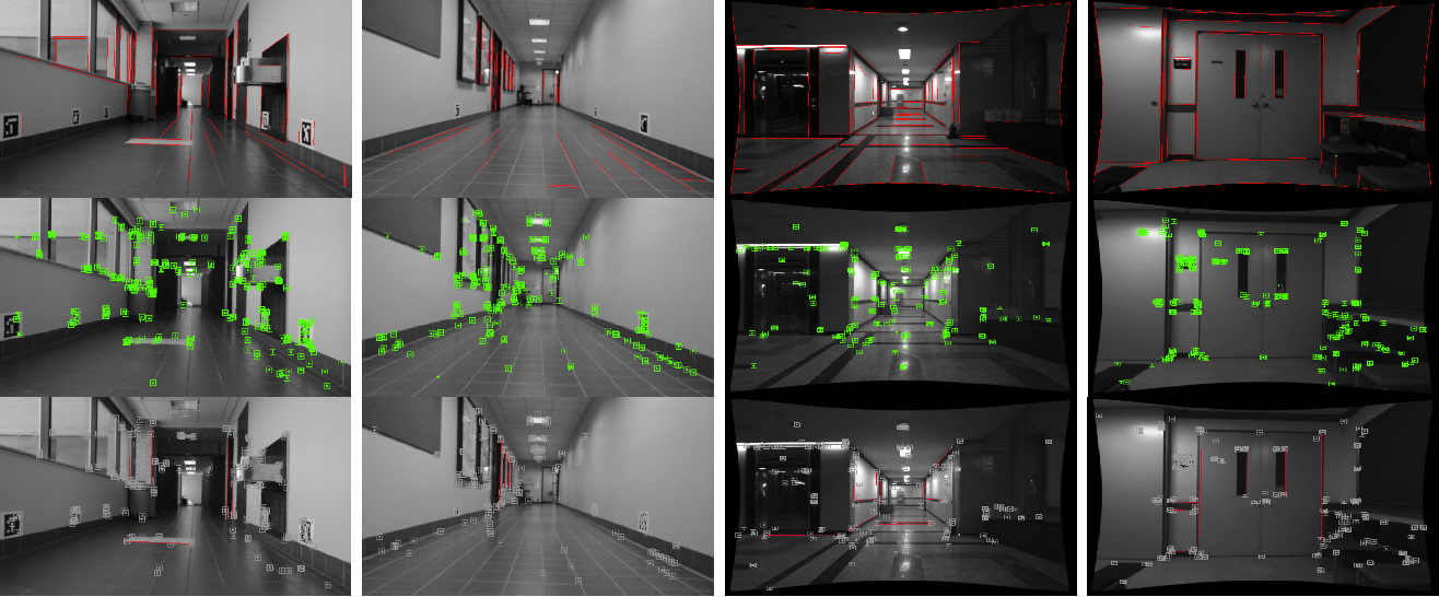 Figure 2 for Semi-Semantic Line-Cluster Assisted Monocular SLAM for Indoor Environments