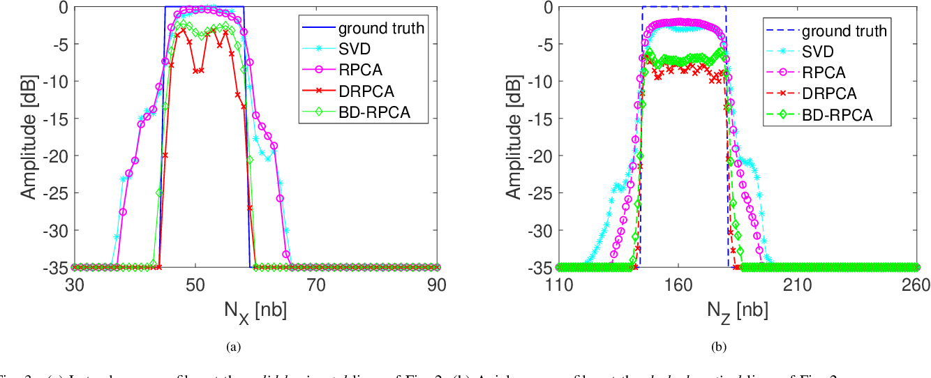 Figure 3 for Joint Blind Deconvolution and Robust Principal Component Analysis for Blood Flow Estimation in Medical Ultrasound Imaging