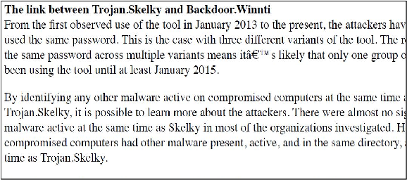 Figure 4 for Information Prediction using Knowledge Graphs for Contextual Malware Threat Intelligence