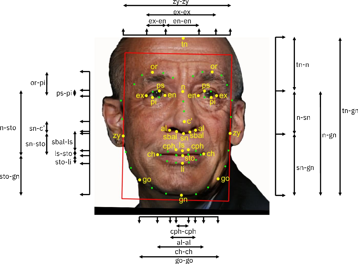 Figure 4 for Diversity in Faces