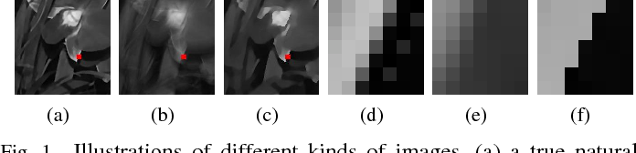 Figure 1 for Graph-Based Blind Image Deblurring From a Single Photograph