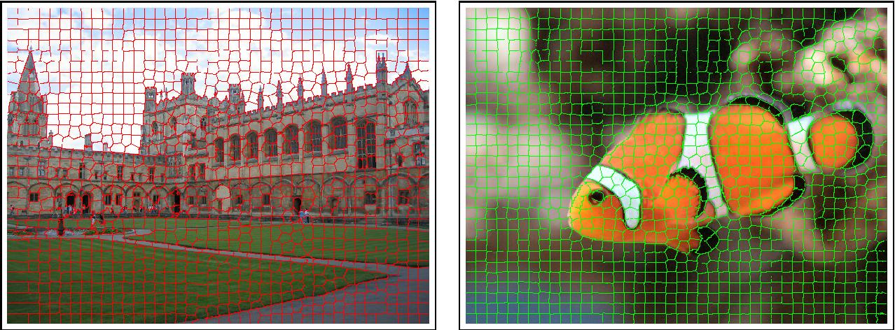Figure 1 for gSLICr: SLIC superpixels at over 250Hz