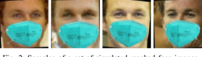 Figure 2 for Masked Face Recognition Dataset and Application