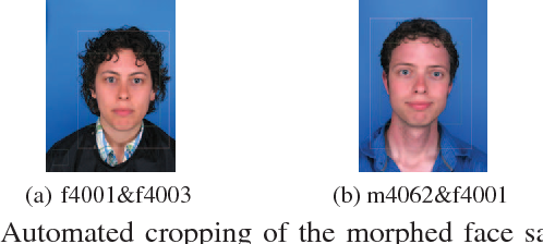 Figure 1 from Benchmarking face morphing forgery detection