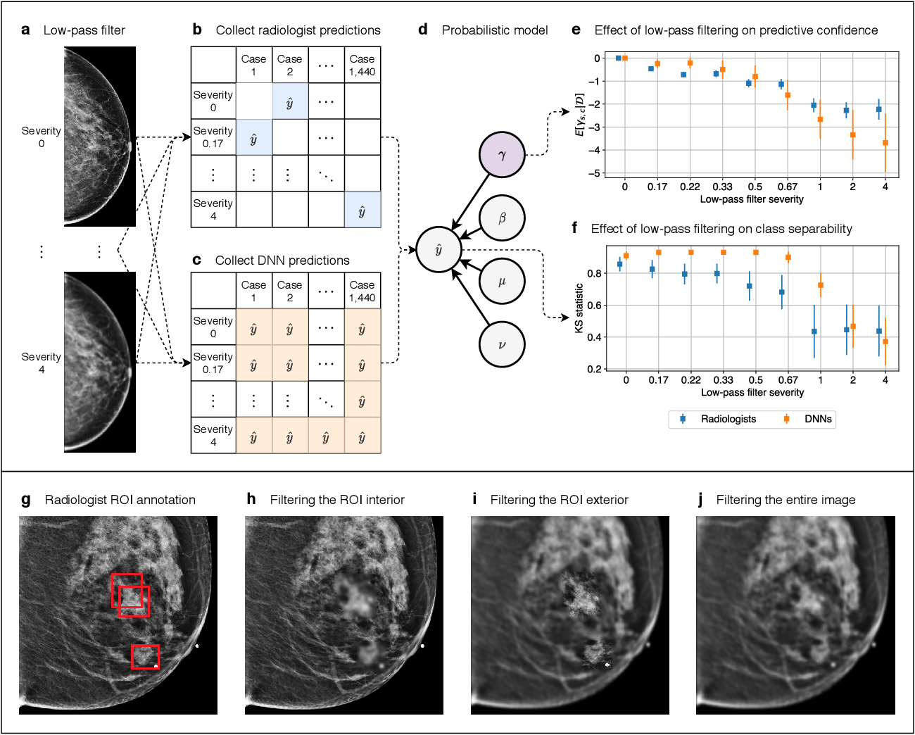 Figure 2 for Differences between human and machine perception in medical diagnosis