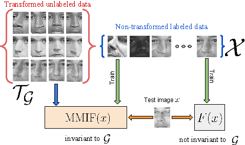 Figure 1 for Max-Margin Invariant Features from Transformed Unlabeled Data