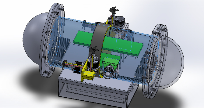 Figure 4 from Remotely Operated Vehicle (ROV) IRIS-SP for Underwater