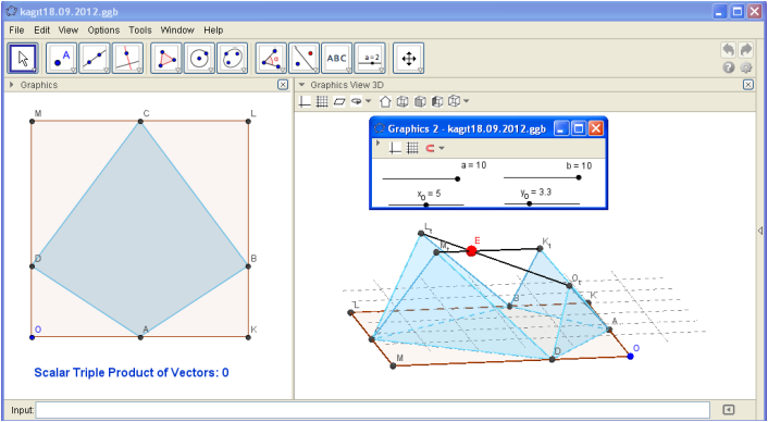 PDF] The Modelling Process of a Paper Folding Problem in