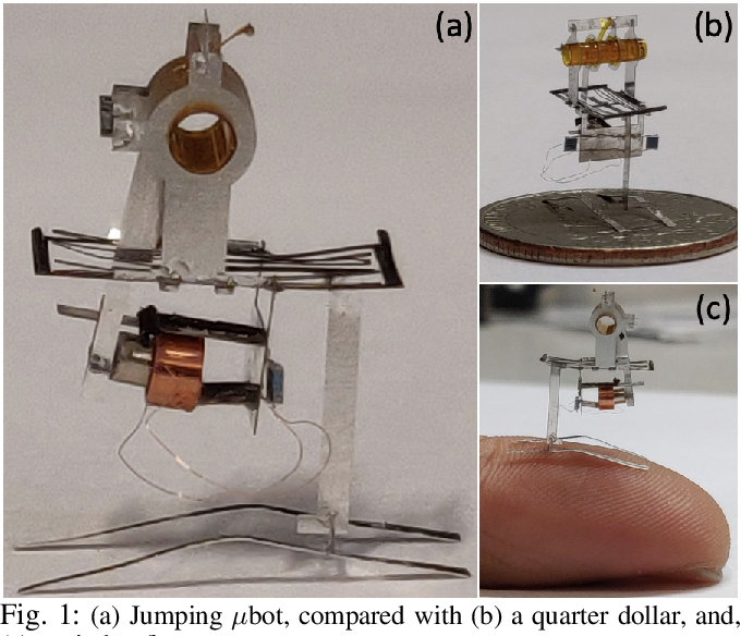 Figure 1 for An Insect-scale Untethered Laser-powered Jumping Microrobot