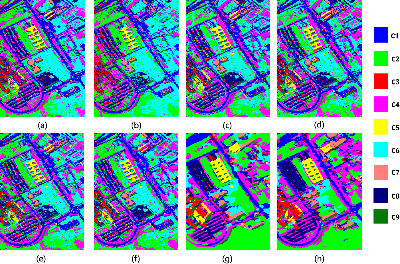 Figure 3 for Cascaded Recurrent Neural Networks for Hyperspectral Image Classification