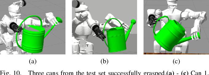Figure 2 for Autonomous Dual-Arm Manipulation of Familiar Objects