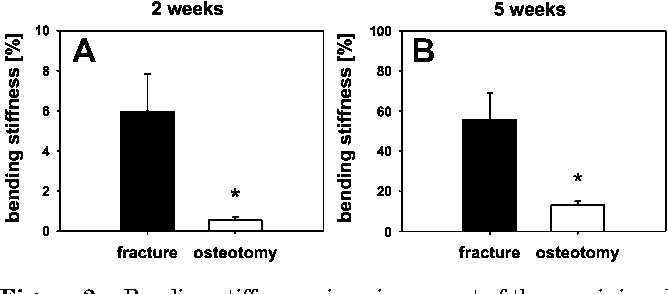 Comparison Of Healing Process In Open Osteotomy Model And Open