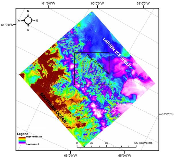 Figure 3 from Regional geological mapping in the Graham land of