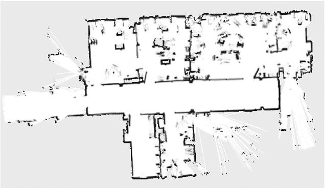 Figure 1 for Extracting Semantic Indoor Maps from Occupancy Grids
