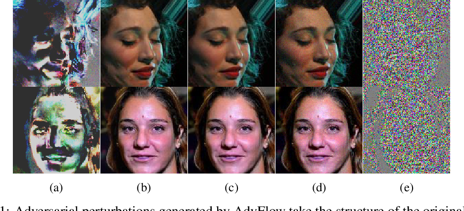 Figure 1 for AdvFlow: Inconspicuous Black-box Adversarial Attacks using Normalizing Flows