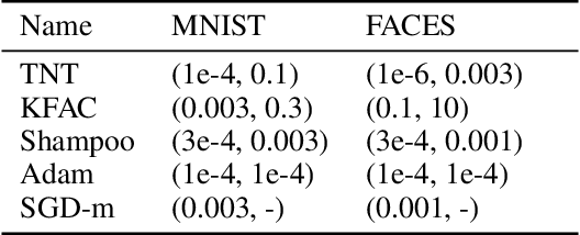 Figure 4 for Tensor Normal Training for Deep Learning Models