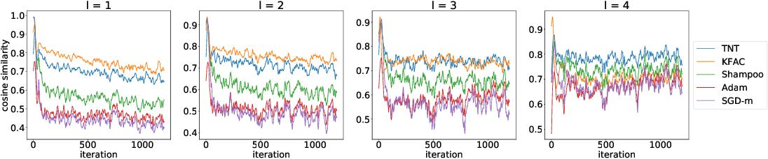 Figure 1 for Tensor Normal Training for Deep Learning Models