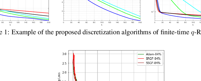 Figure 1 for Optimizing Deep Neural Networks via Discretization of Finite-Time Convergent Flows