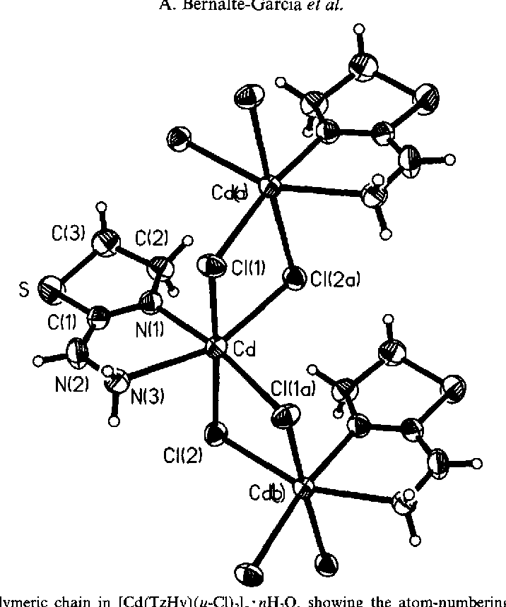 Figure 3 From The Coordination Chemistry Of 2 Thiazolin 2 Yl